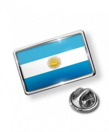Pin Argentina Flag - Lapel Badge - NEONBLOND - CG110ZQKQ7X
