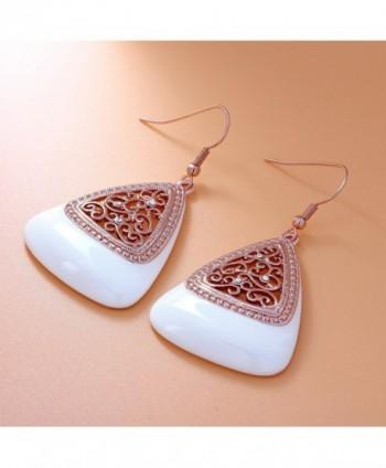 Kemstone Dangle Earrings Jewelry Women