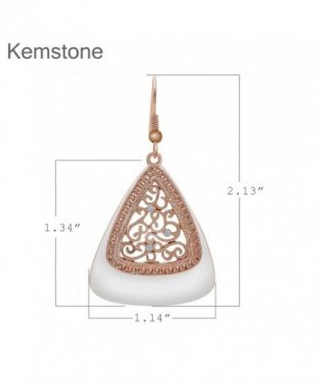 Kemstone Dangle Earrings Jewelry Women in Women's Drop & Dangle Earrings