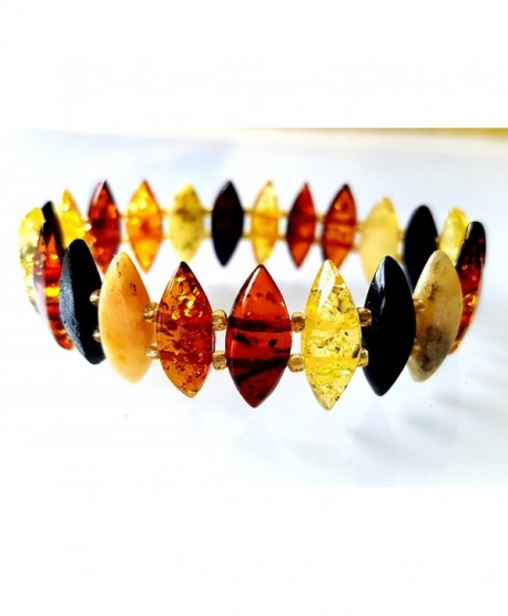 Natural Baltic Amber Bracelet / Anklet for Women / Certified Baltic Amber - CV12J4AXVKN