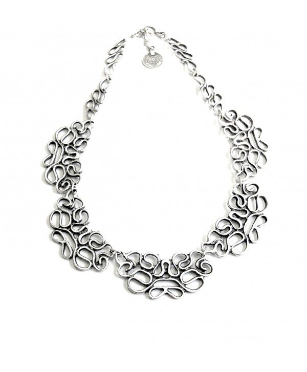 Chanour Jewelry Pewter Necklace - CX126EC7JCL