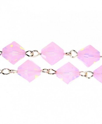 Peregrine Rose Water Swarovski Crystal Cancer