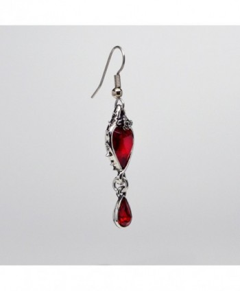Romance Dangle Earrings Austrian Crystals