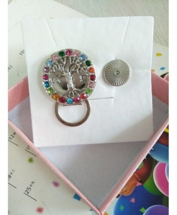 SENFAI Colorful Crystal Eyeglass Luminous in Women's Brooches & Pins