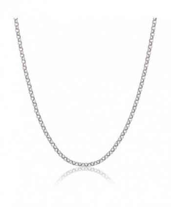 Gemstone Necklace BRCbeads Carnelian Stainless in Women's Pendants