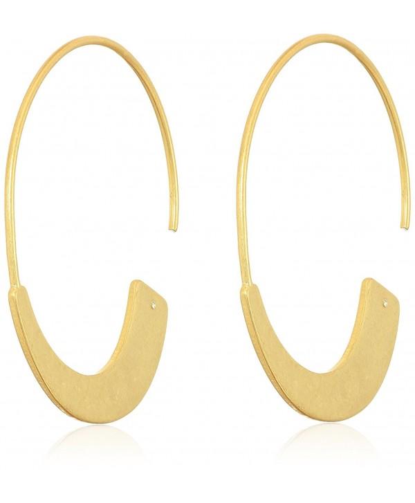 Dear Drew by Drew Barrymore Upper East Side Drop Earrings - CJ1850U6T9H