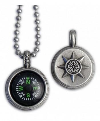 Compass Rose Compass Pendant V - C7122DS60AV