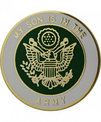 "My Son is in the Army 7/8"" Lapel Pin - CY11BQLN21N"