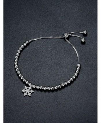 Adjustable Inspirational Valentines Girlfriend Anniversary in Women's Strand Bracelets