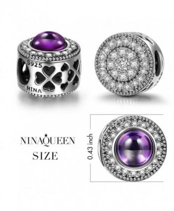 NinaQueen Wishing Sterling pand%C3%B6ra bracelets