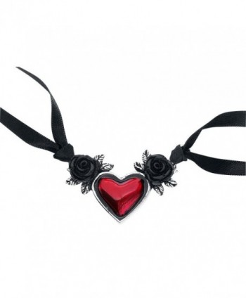 Blood Heart Pendant by Alchemy Gothic - CN126R5O441