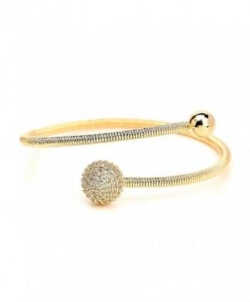 Designer Bracelet Sparkling Swarovski Crystals - CV188KEAX6G