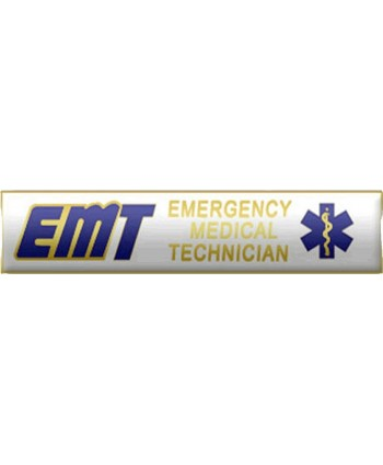 EMT -Emergency Medical Technician Citation Bar - CH110IWHKT1