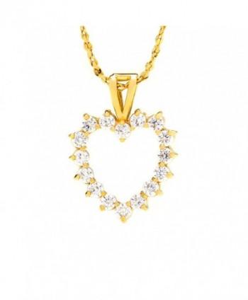 Lifetime Jewelry Necklace Zirconia Semi Precious - CQ12CICOGPT