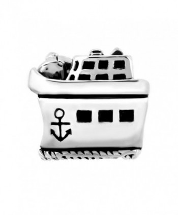 CharmSStory Cruise Steamship Anchor Bracelets in Women's Charms & Charm Bracelets