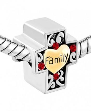 Charmed Craft Family Religious Bracelets