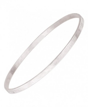 Silpada 'Social Circle' Sterling Silver Bangle - C312NH1EK4W