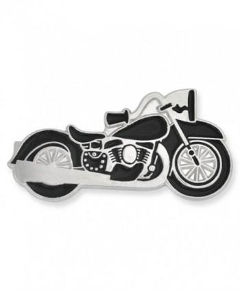 PinMart's Motorcycle Biker Chopper Enamel Lapel Pin - CE11LBKBB0N