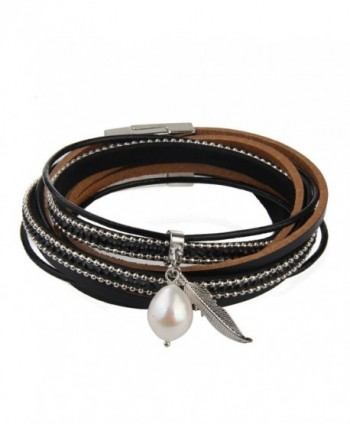 Genuine Leather Vintage Bracelet Jenia