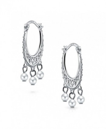 Bling Jewelry Freshwater Cultured Sterling