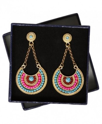 Family Jewels VIB2 Multicolor Earrings