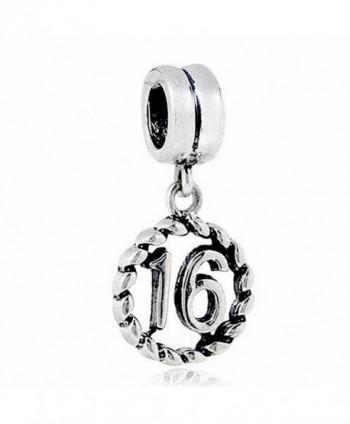 Jewelry Sterling European Sixteen Wonderful