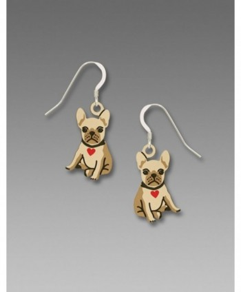 Sienna Sky Bulldog Earrings 1949