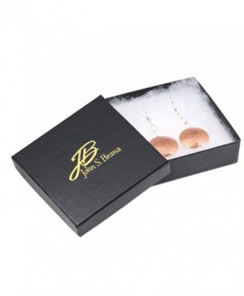 Hammered Earrings John Brana Jewelry in Women's Drop & Dangle Earrings