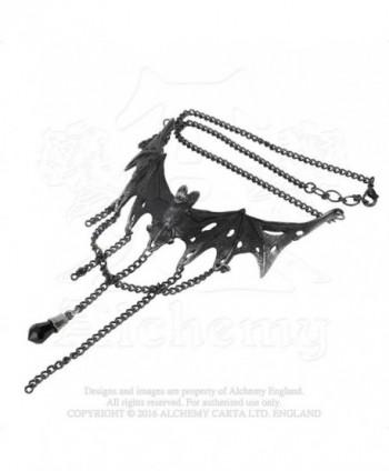 Diodati Chained Neclace Alchemy Gothic