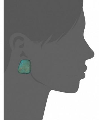 Robert Lee Morris Patina Earrings