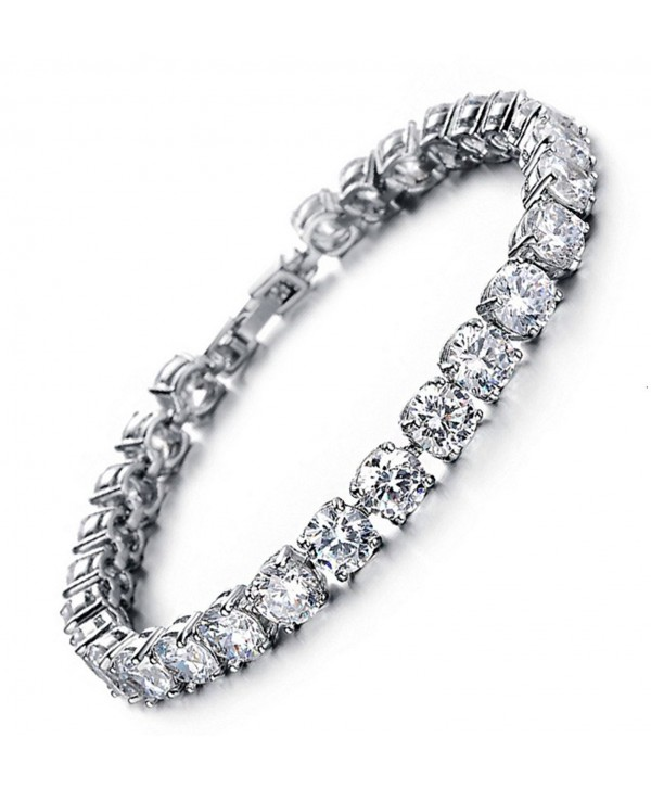 Bracelet Swarovski Elements Valentines Zirconia - CY185E42DKW