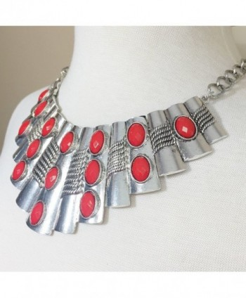 Abstract Statement Boutique Necklace Assorted in Women's Chain Necklaces