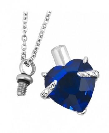 Cremation Jewelry Necklace Memorial Keepsake