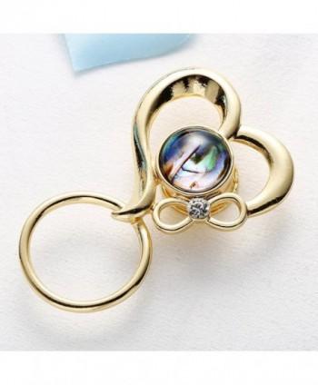 CHUANGYUN Abalone Magnetic Eyeglass Jewelry