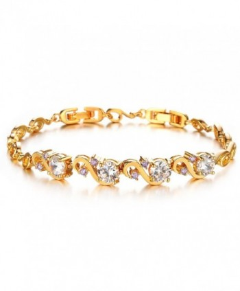 Bracelet Diamond Zicornia Tennis Bangle