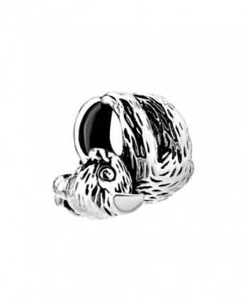 CharmsStory Sterling Silver Koala Hugging Tree Sound Sleep Charm Bead For Bracelets - CZ12N1U6OZN