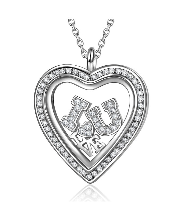 NinaQueen Sterling Silver Pendant Mother - CC12FS19LJX