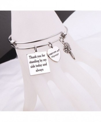 Matron Jewellery Bridesmaid bracelet Bracelet in Women's Bangle Bracelets
