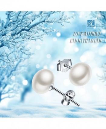 Christmas Infinite Womens Sterling Earrings in Women's Cuffs & Wraps Earrings