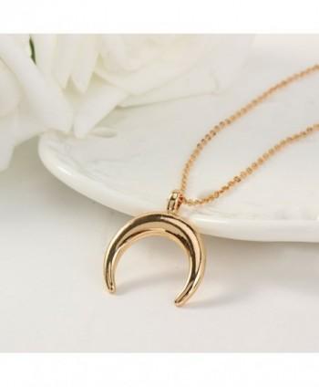 Necklace Pendant Jewelry Delicate Minimalist