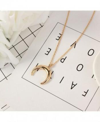 Necklace Pendant Jewelry Delicate Minimalist in Women's Pendants