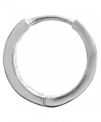 Dreambell Rhodium Sterling Filigree Earrings