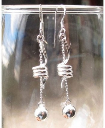 Thai Sterling Silver Earring %E0%B8%BAKid