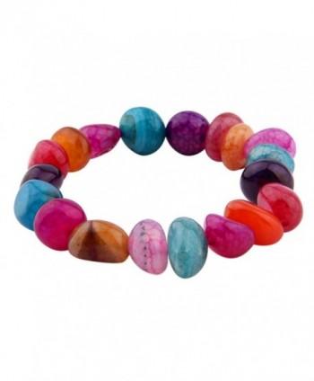 Zuo Bao 7 Chakra Natural Stone Yoga Buddha Bracelet Religious Jewelry - Yoga Stone - CF182DH05E3