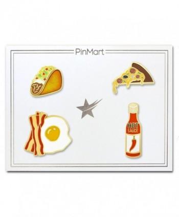 PinMarts Spice Sauce Bacon Enamel