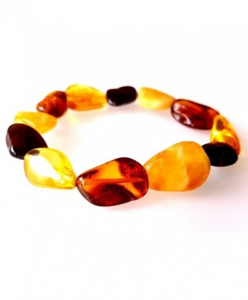 Baltic Amber Bracelet / Adult Women / Anti-inflammatory / Anklet for Women / Certified Baltic Amber - CN12O8ZJRLJ