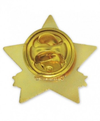 PinMarts Service Corporate Recognition Plated in Women's Brooches & Pins