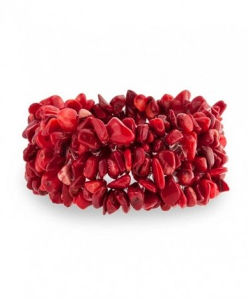 Bling Jewelry Chunky Stretch Bracelet