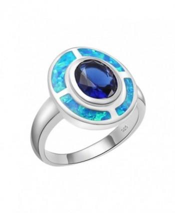 Christmas Statement Australian Sapphire Jewelry