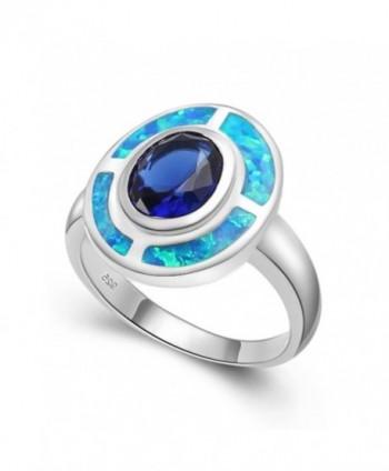 Christmas Statement Australian Sapphire Jewelry in Women's Wedding & Engagement Rings